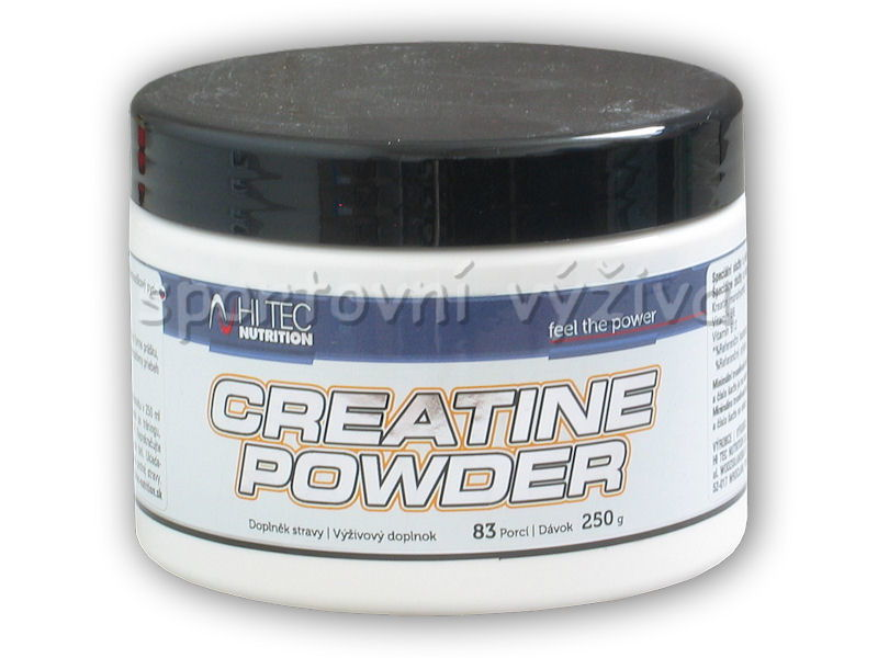 Creatine powder 250g
